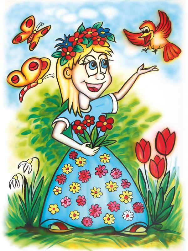 Happy Spring Czyli Powitanie Wiosny